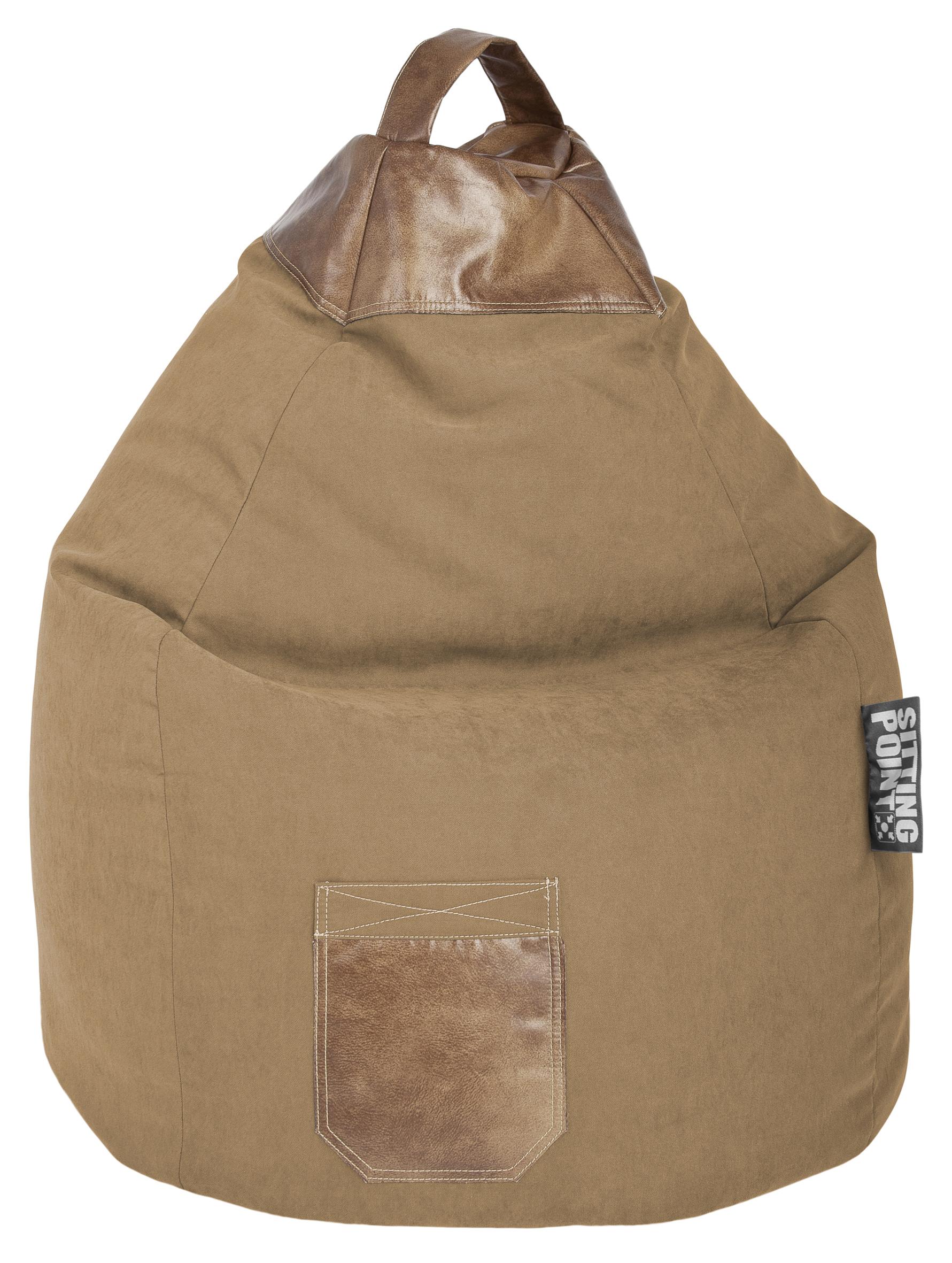 Marvelous Sitting Point Bean Bag Jamie Xl En Xxl Creativecarmelina Interior Chair Design Creativecarmelinacom