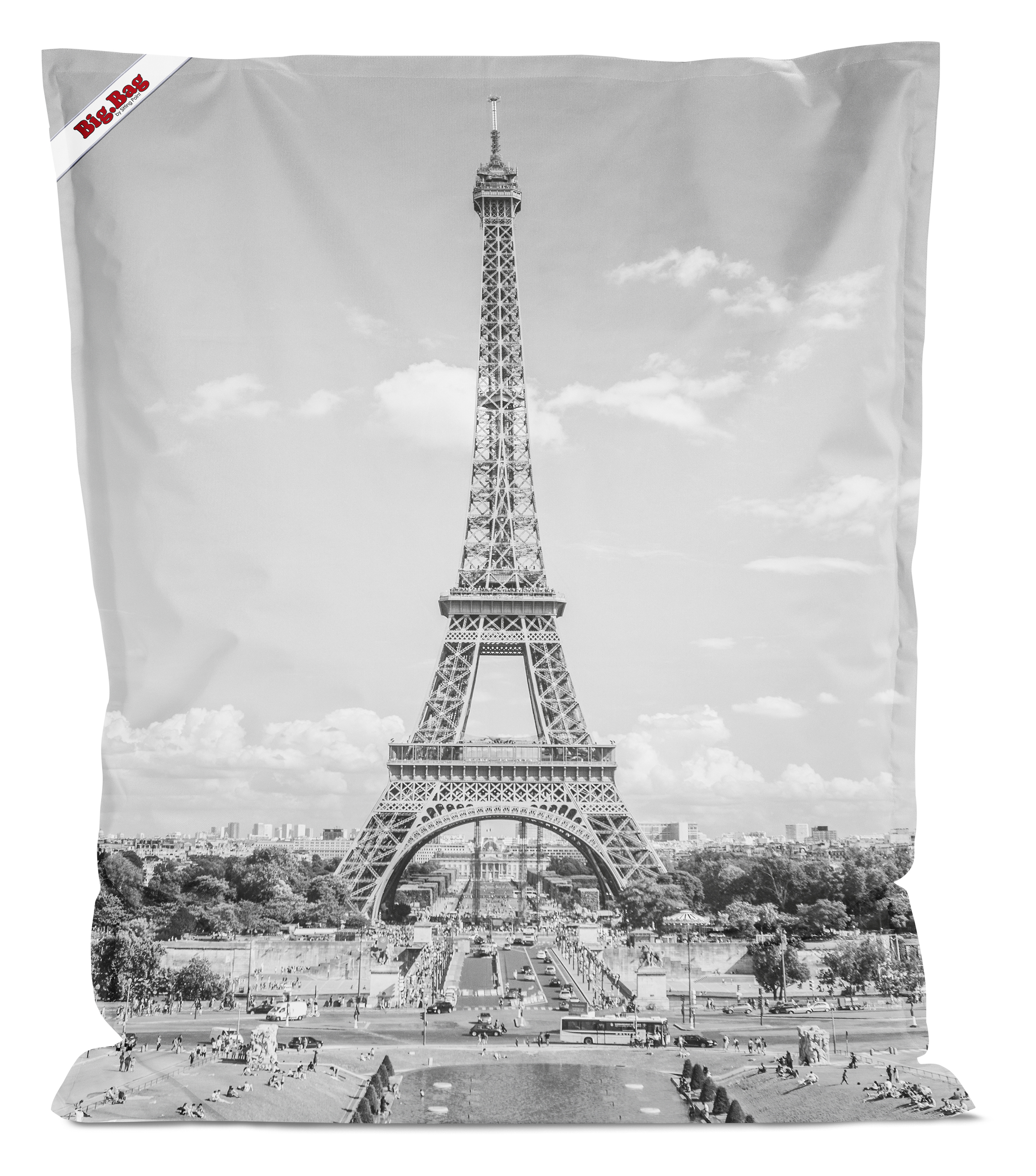 Zitzak Big Bag.Sitting Point Bigbag Paris